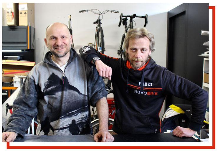 Fabio Galli e Davide Bergamin