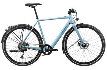 Bicicletta pedalata assistita Novobike