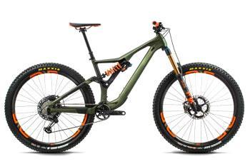 Mountain bike personalizzabile Novobike